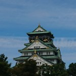 Osaka castle pictures and images 大阪城图片和图像 大阪城の写真と画像