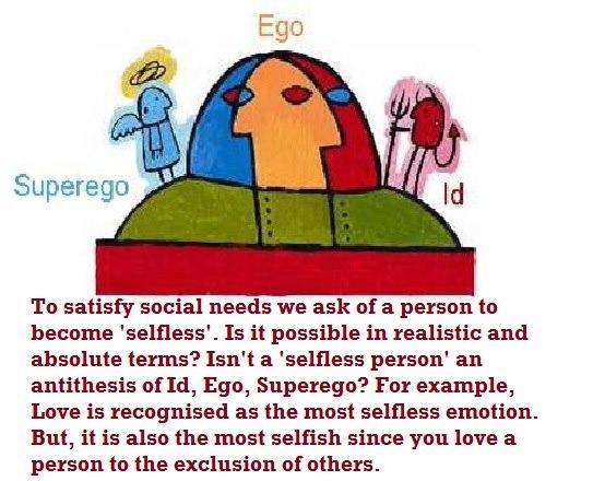 Ego etc