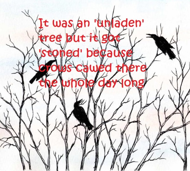 Tree with Crows