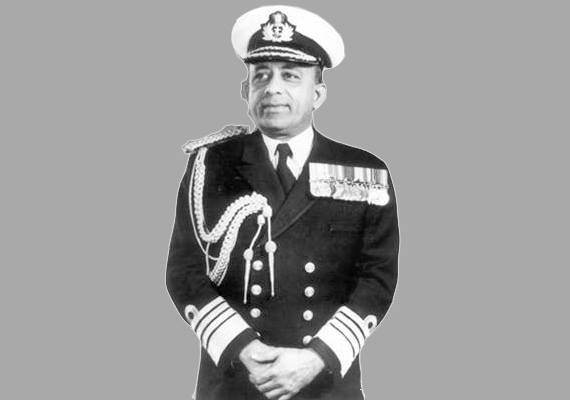 Admiral Oscar Stanley Dawson as the Chief of the Naval Staff