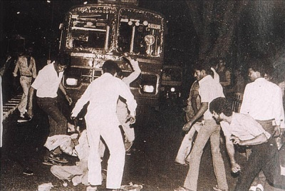 A scene of 1984 massacre of Sikhs in the capital of India (pic courtesy: www.en.wikipedia.org)