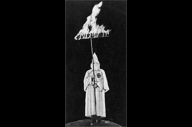 Ku Klux Klan (Pic courtesy: www.time.com)