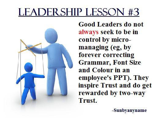 Leadership #3
