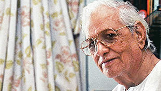 Majrooh Sultanpuri (pic courtesy: www.newindianexpress.com)