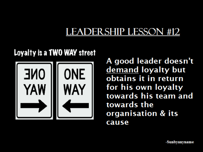 Leadership #12
