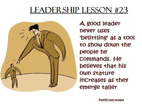 Leadership #23