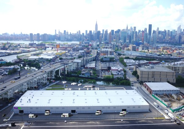 Featured Projects Distribution Center Queens NY