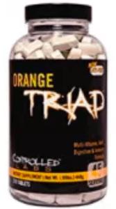 Orange Triad by Controlled Labs – Best Multivitamin for Bodybuilding