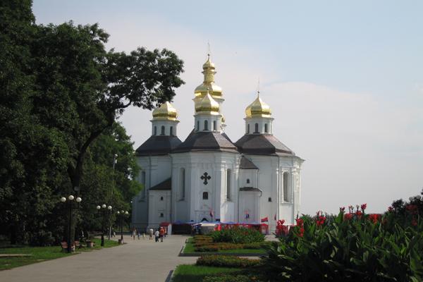 chernihiv-St. Kateryna Church