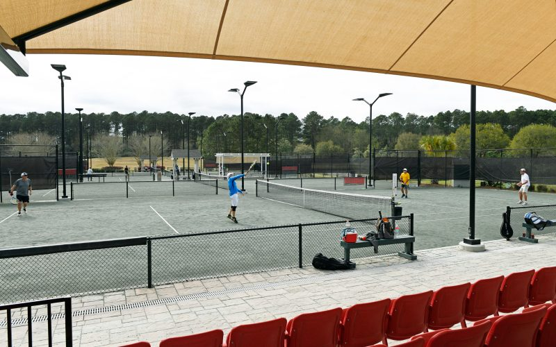 Court1 Tennis Action