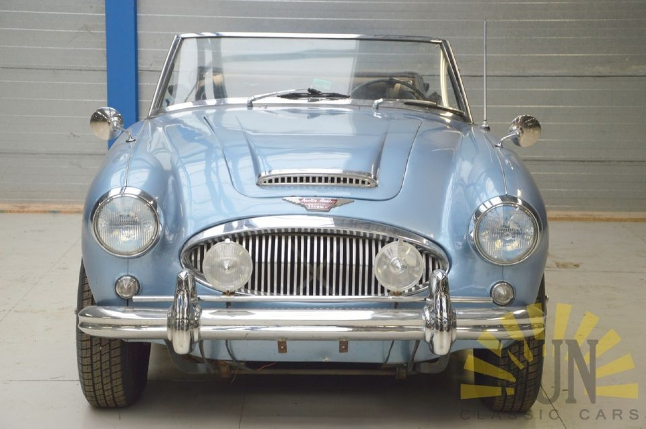 Austin Healey 3000 MK3 1964 for sale at Sun Classic Cars   35 pictures