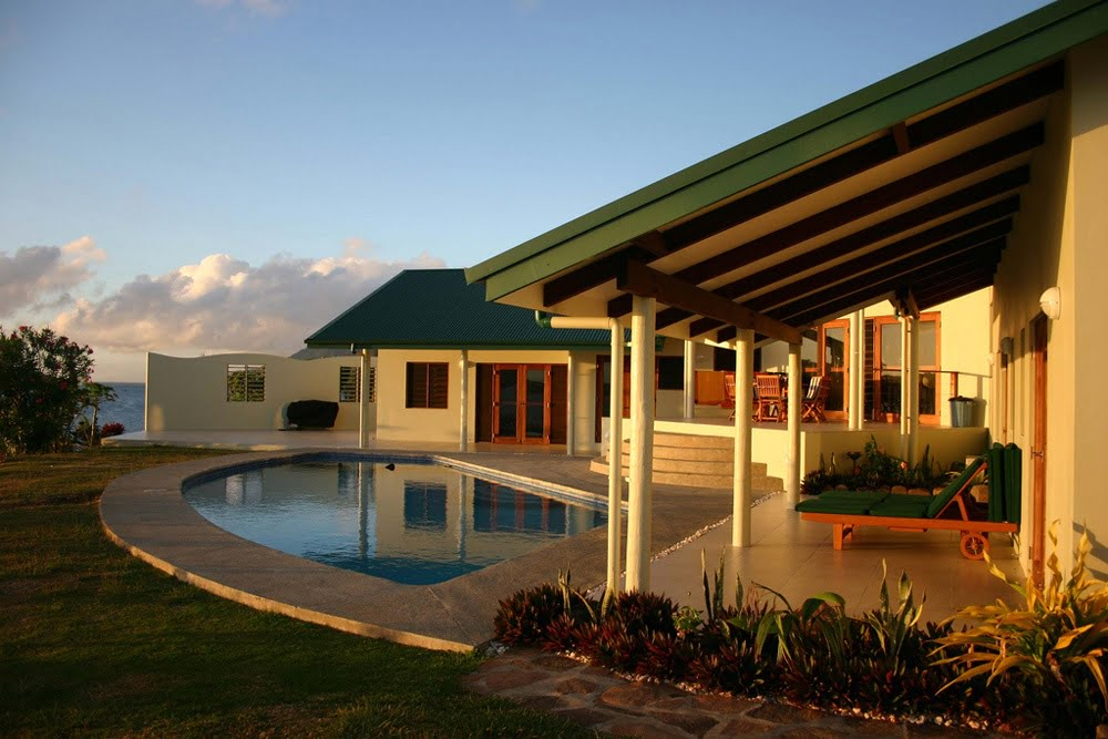 Bularangi Luxury Villa - Fiji