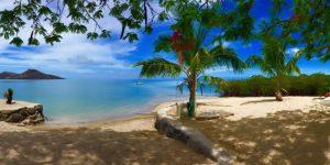 Ra Bar, Volivoli Beach Resort's third bar is open