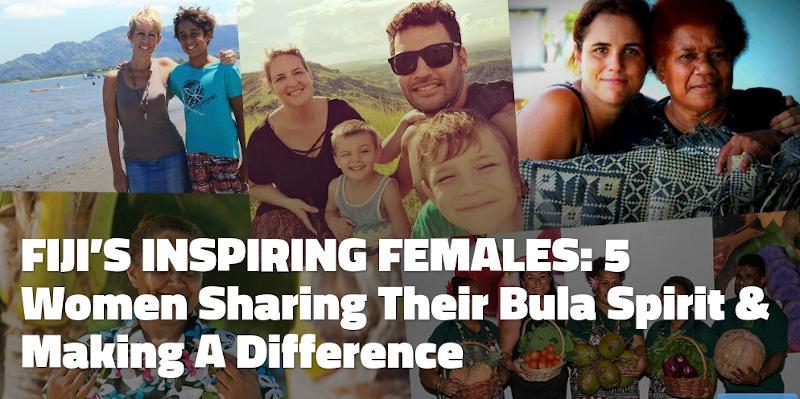 FIJI'S INSPIRING FEMALES: 5 Women Sharing Their Bula Spirit
