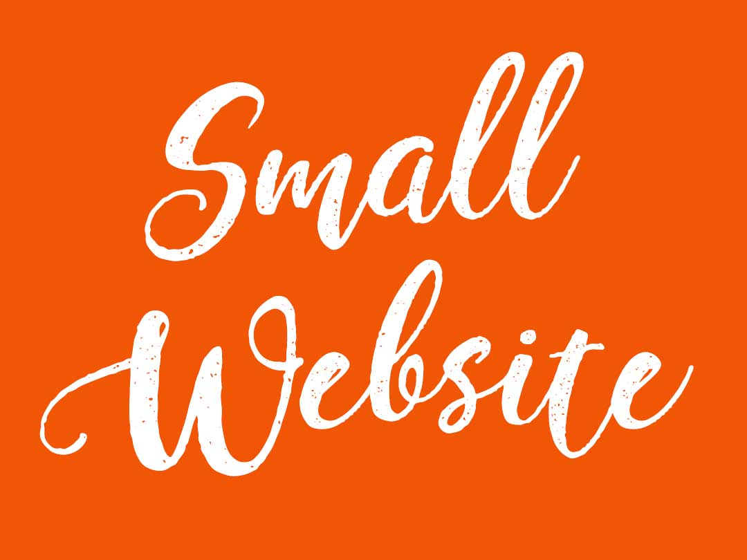 Small Website Design Package by Sunshine Coast Web Designer - Website Design Sunshine Coast