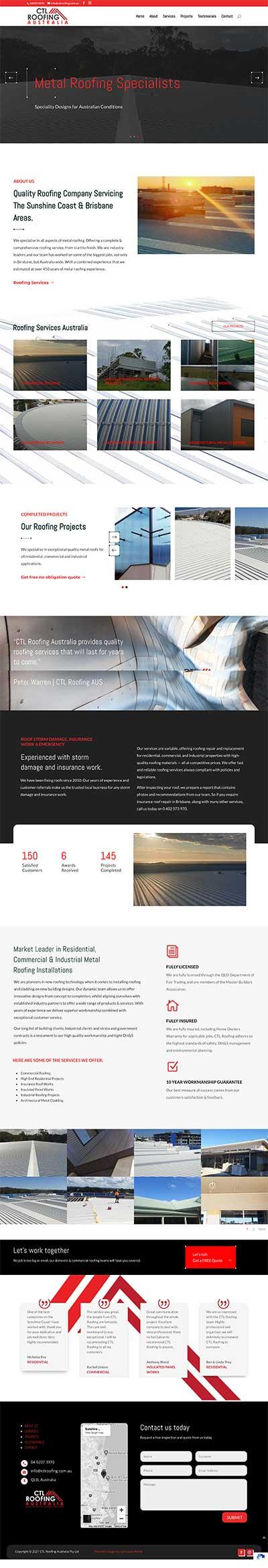 best-web-designs sunshine coast