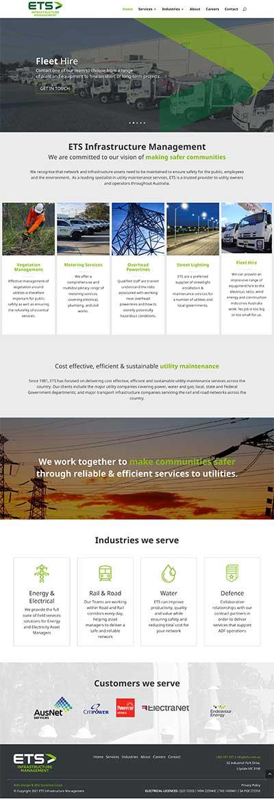 Sunshine Coast & Brisbane Website Design