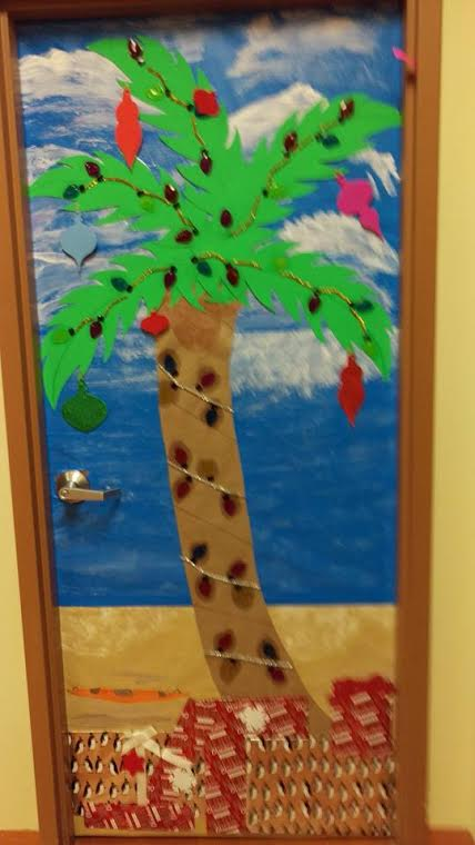 Holiday Fun With Door Decorating Contest New Port Richey