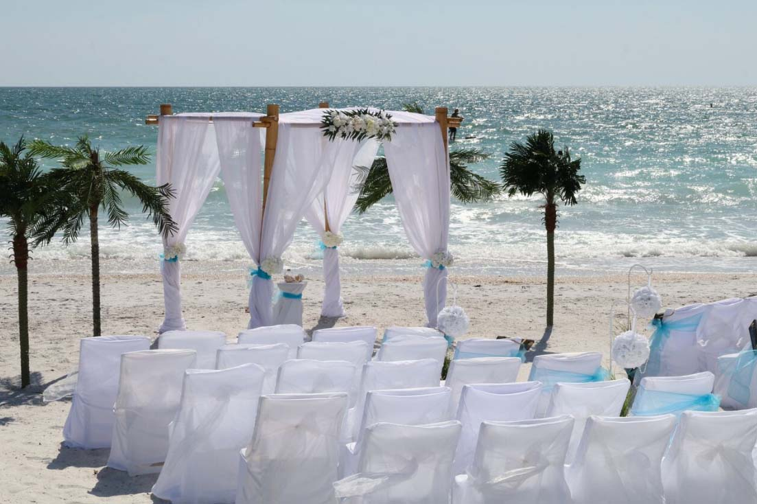 Beach Wedding Locations Florida