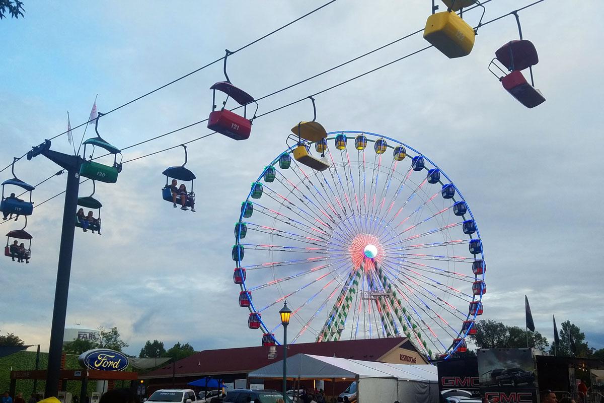 10 Reasons You Should Visit Sun Country at the Minnesota State Fair