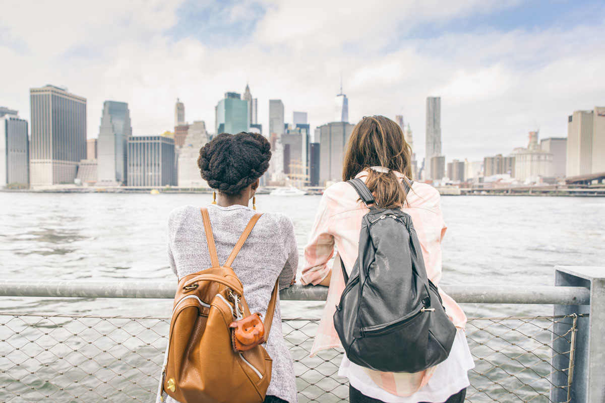 Where to Go When: You're With the Girls