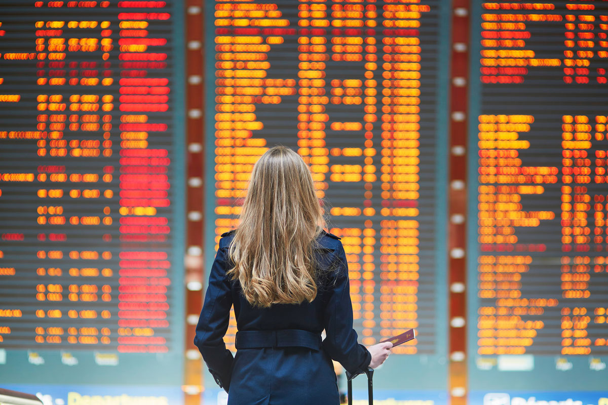 5 of the Easiest Airports to Navigate During the Holidays