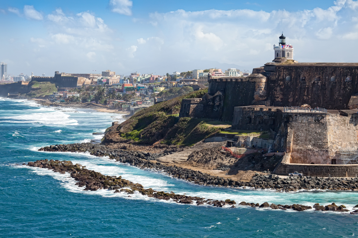 San Juan, Puerto Rico: Be Part of the Comeback