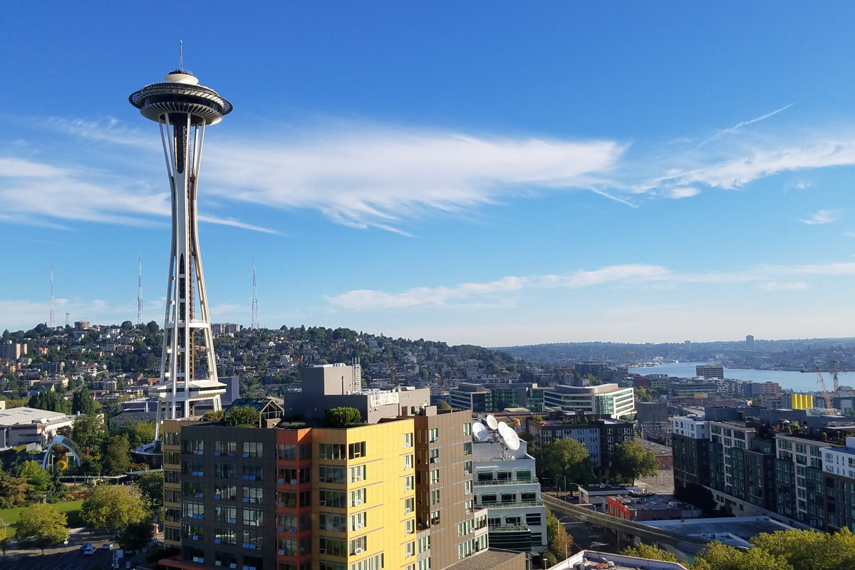 A First-Timer's Itinerary for the Perfect Long Weekend in Seattle