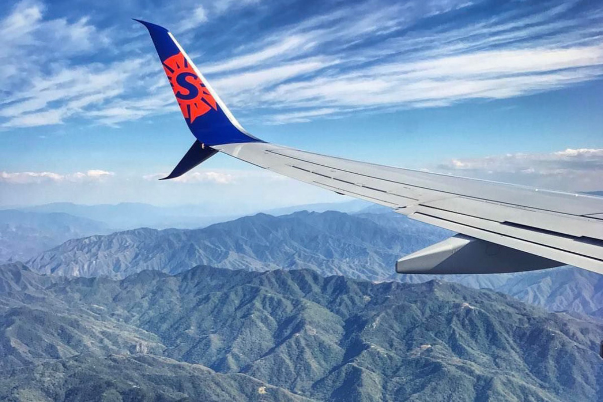 Above the Clouds: 10 of Our Favorite May #SCASkyView Moments