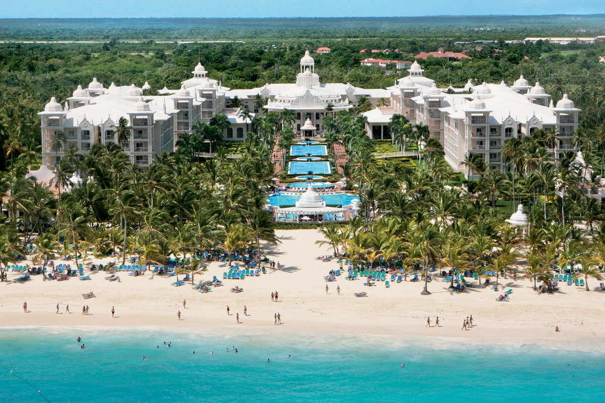 Hotel Highlight: Riu Palace Punta Cana