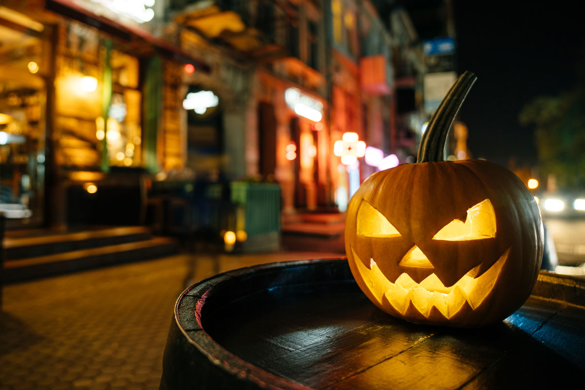 The Best Cities to Celebrate Halloween