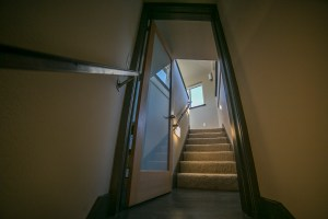 inside haven fawn stairs