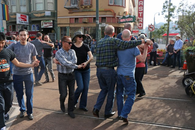 Dancing in the Castro