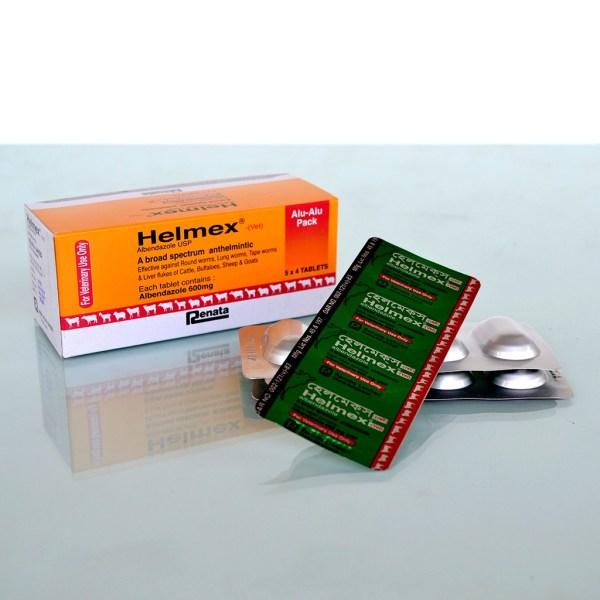 Helmex-Tablet