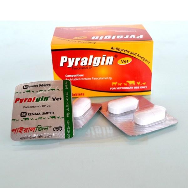Pyralgin-Vet-Tablet