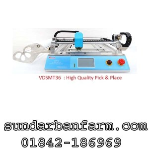 Automatic LED Bulb and SMT Pick and Place Machine