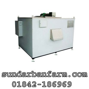Fully-Automatic Food Composting Machine,