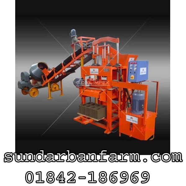 lobal Solid Concrete Block Making Machines,