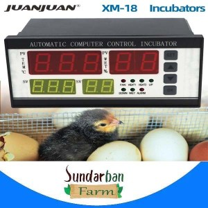 XM-18 Egg Incubator Digital Automatic thermostat controller Mini egg incubator control system Hatchery Machine 30%OFF