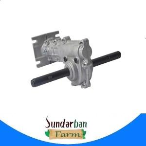 Mower weeding head raking wheel oblique knife assembly parts household opener micro tillage deep tilling wheel loose soil wheel