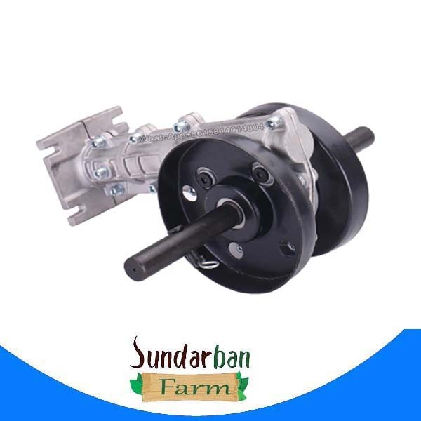 Gear box for anti-winding lawn mower,weeding wheel/General-purpose gear box for Grass Trimmer,brush cutter accessories
