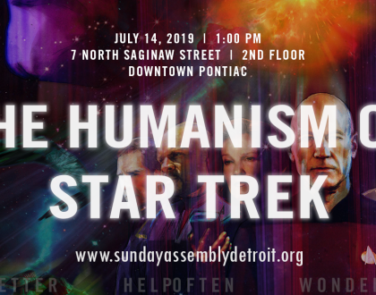 """The Humanism of Star Trek"""