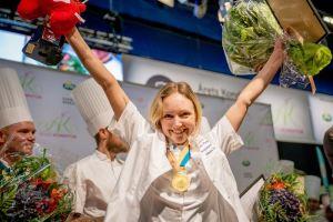 Isabella Westergren är Årets Konditor 2019