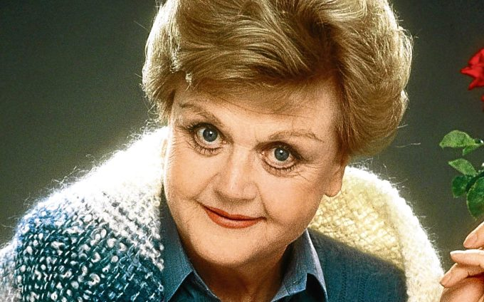 murder, she wrote was only part of angela lansbury's acting