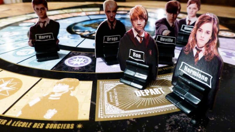 Jeu Harry POtter