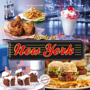 Livre de cuisine Made in New York