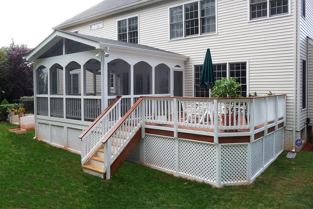 sundecks inc deck patio contractor