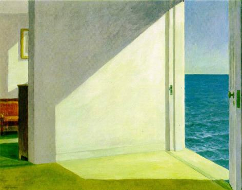 Rooms by the Sea -Edward Hopper