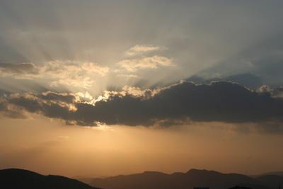 The light of God