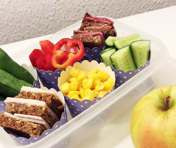 Gode råd: Nem madpakke til små børn